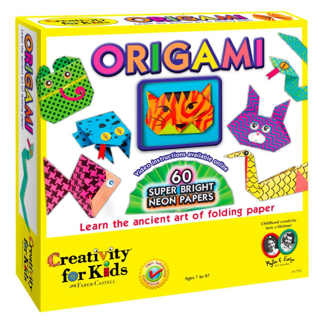 Origami Kit from Creativity for Kids