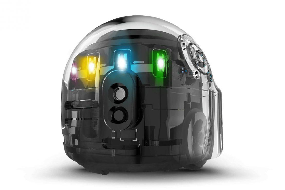 OzoBot Evo in Titanium Black