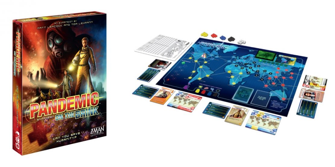 Pandemic: On The Brink Expansion Pack
