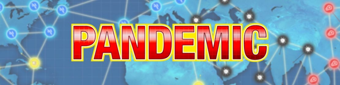 Pandemic Games from ZMan Games