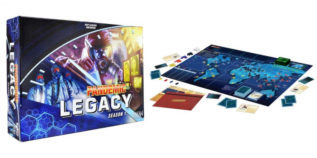 Pandemic Legacy Season One