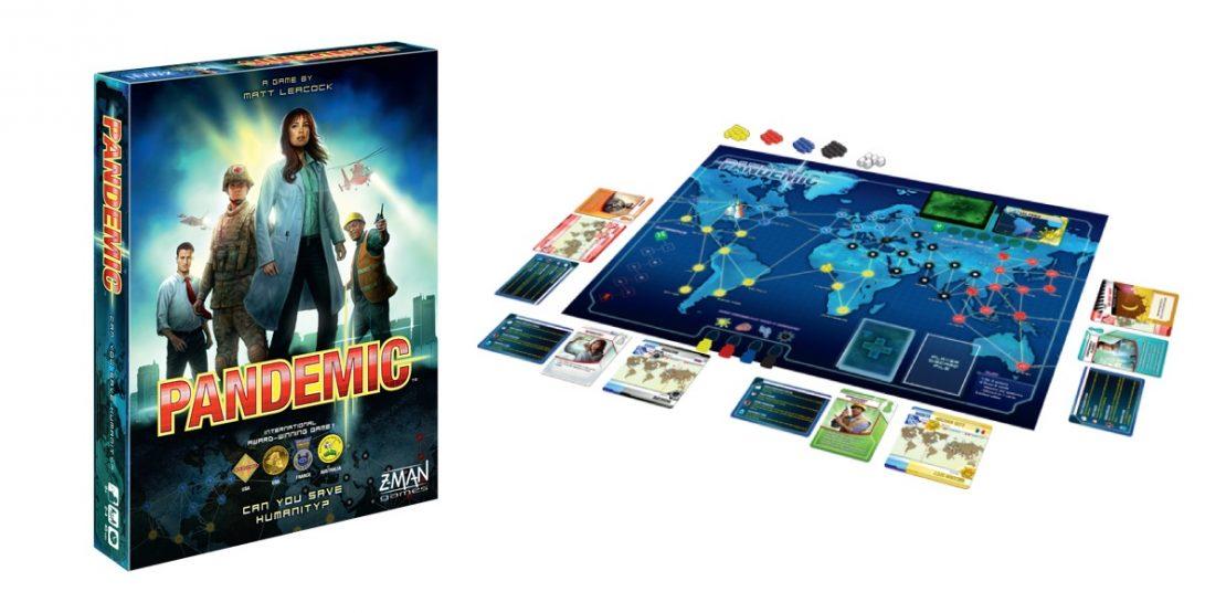 Pandemic Original Game