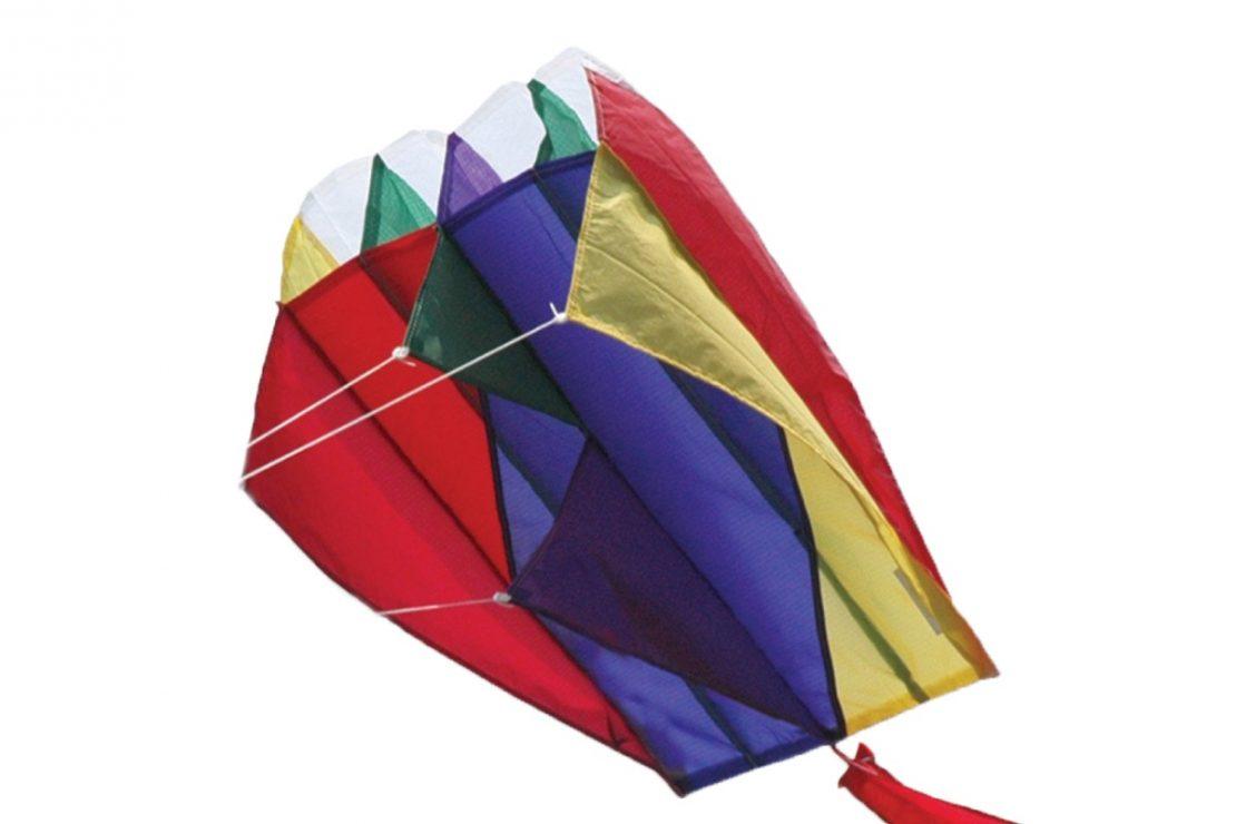 Rainbow Parafoil Kite from Premiere Kites