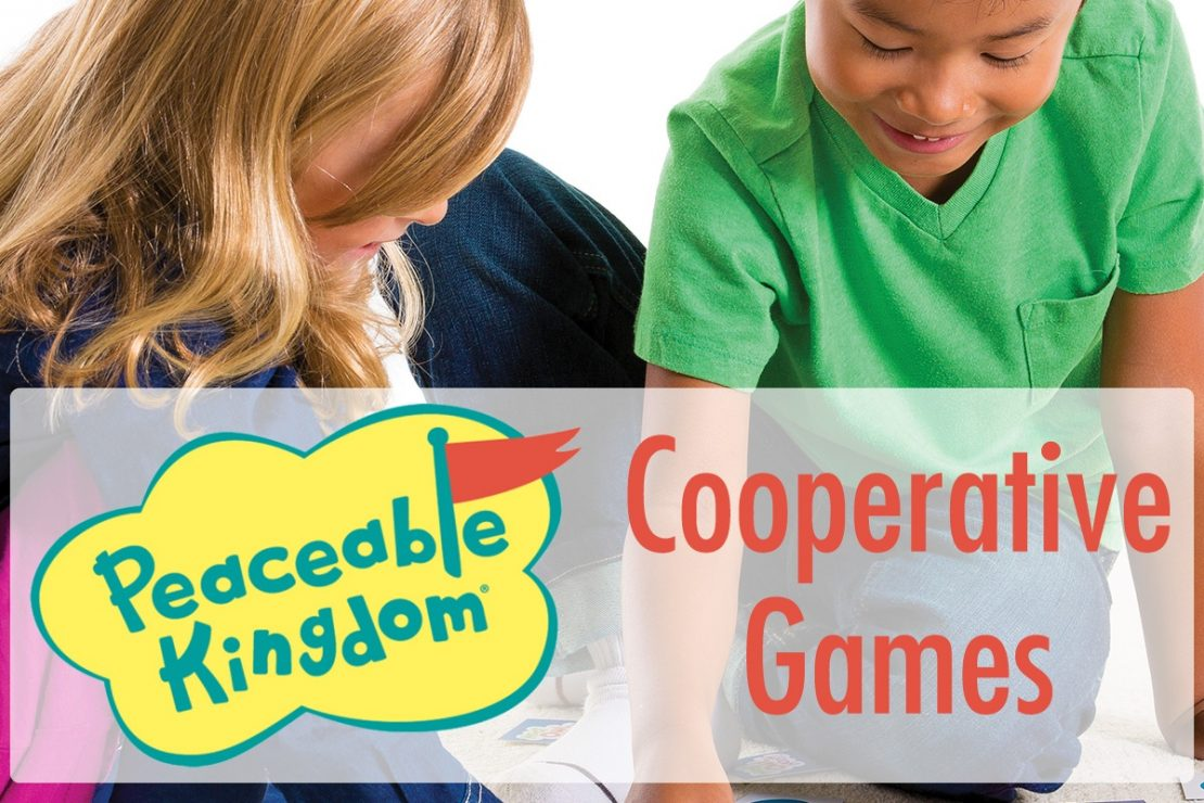 Peaceable Kingdom Cooperative Games