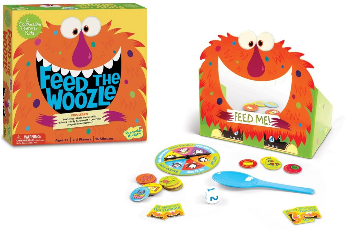 Feed the Woozle from Peaceable Kingdom