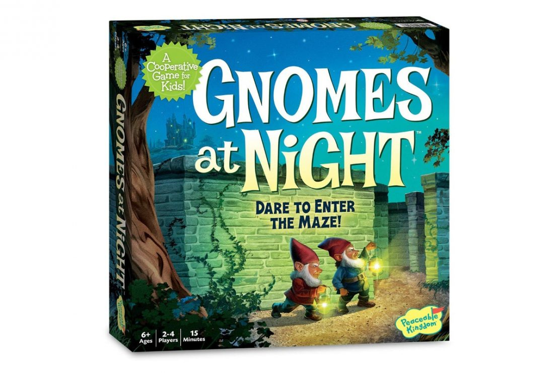 Gnomes at Night from Peaceable Kingdom