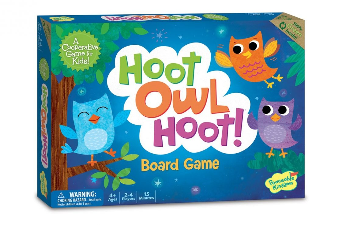 Hoot Owl Hoot from Peaceable Kingdom