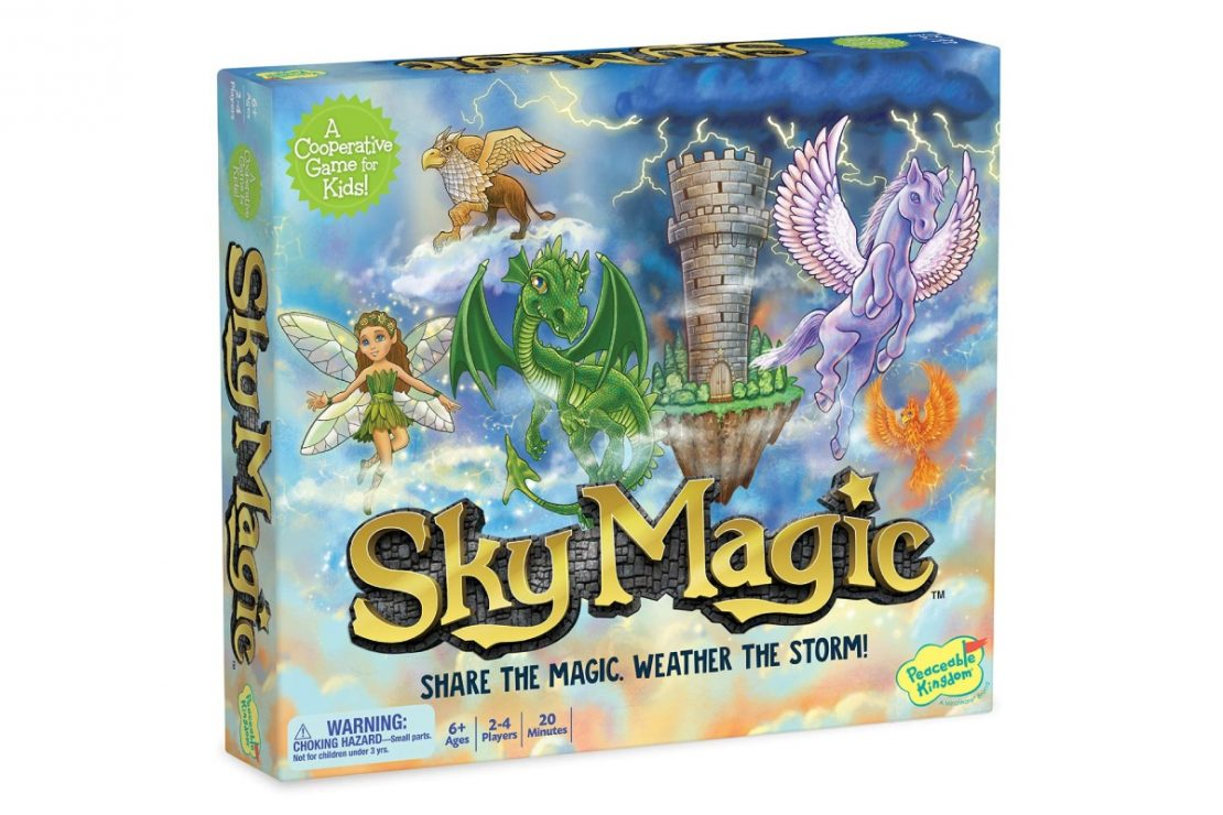 Sky Magic from Peaceable Kingdom