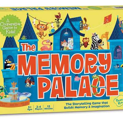 Memory Palace from Peaceable Kingdom