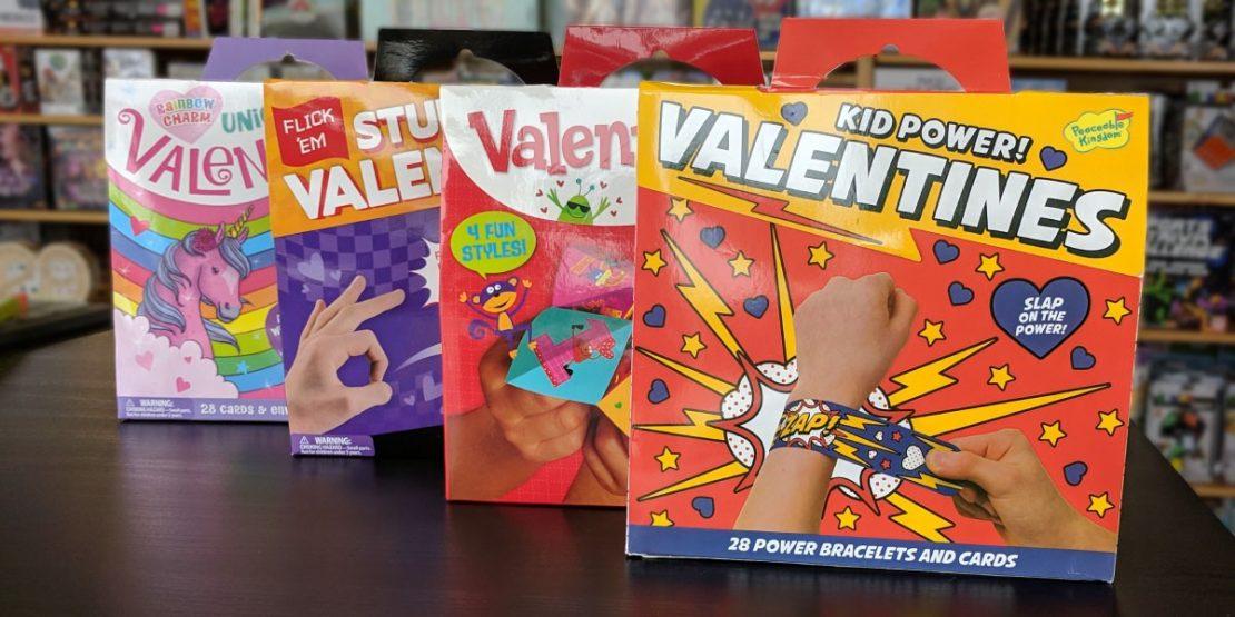 Peaceable Kingdom Valentines