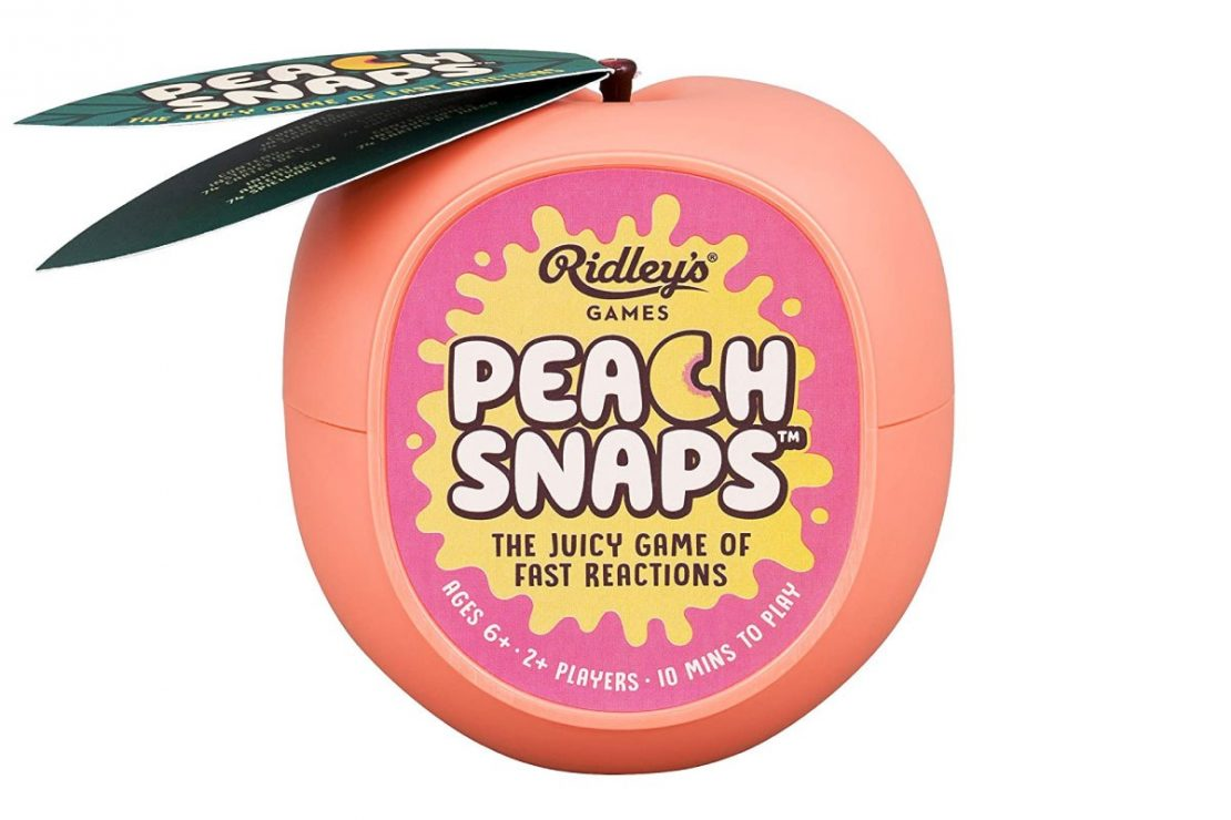Peach Snaps From Ridley's Games