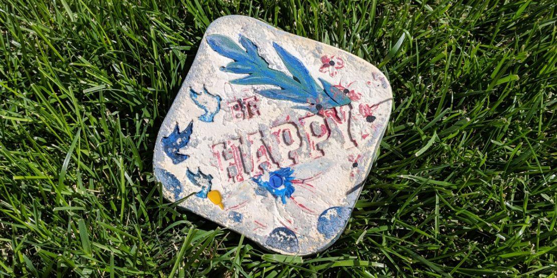 Happy Up's Memory Stone Example