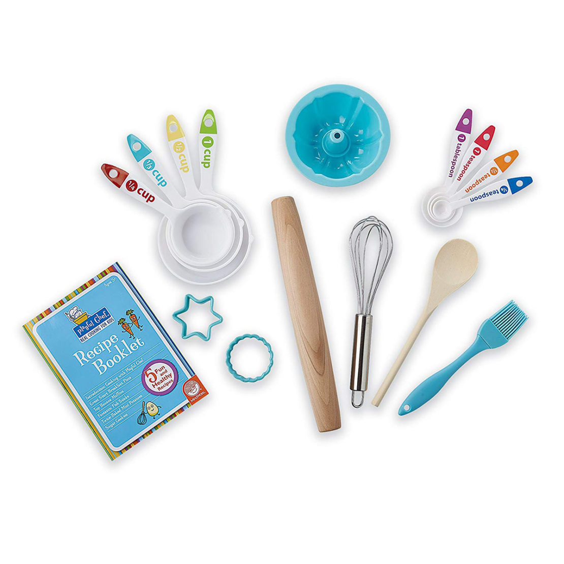 Playful Chef Baking Kit Contents