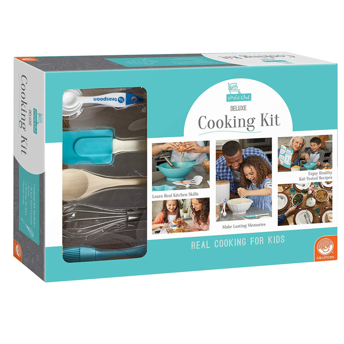 Playful Chef Cooking Kit Box