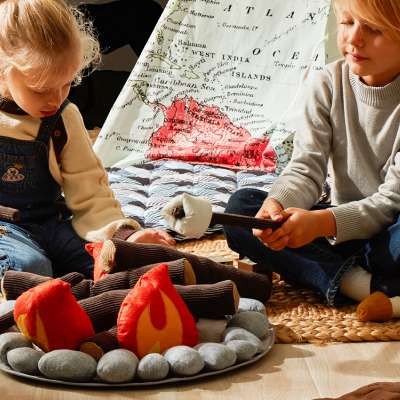 Playroom Glamping from ASweets