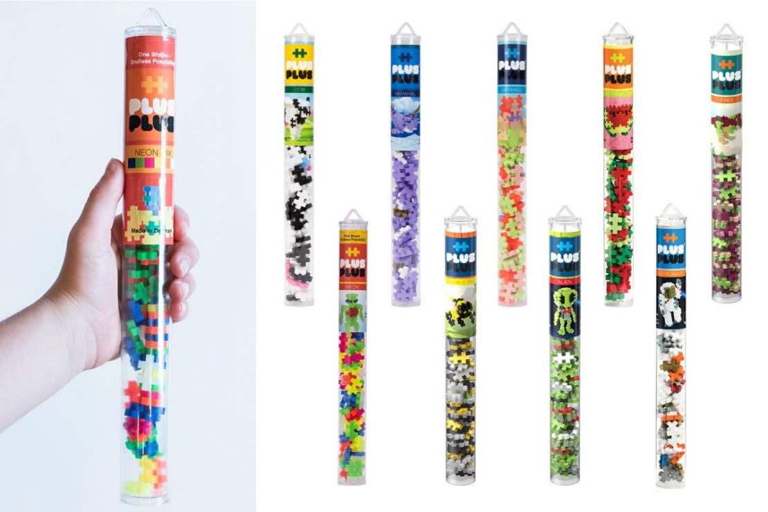 Plus Plus 70 piece tubes