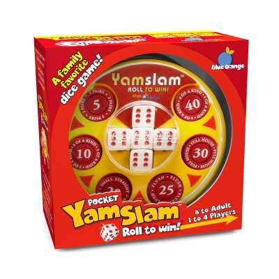 Pocket Yamslam from Blue Orange Games