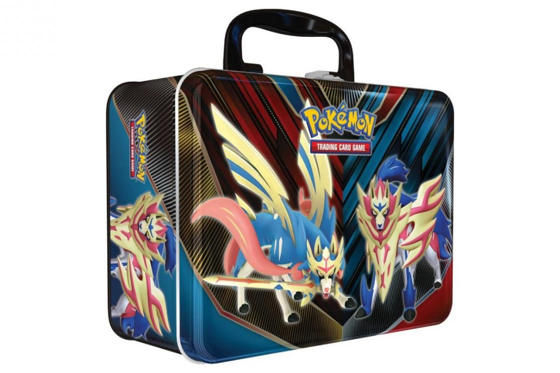 Pokemon tcg collector chest