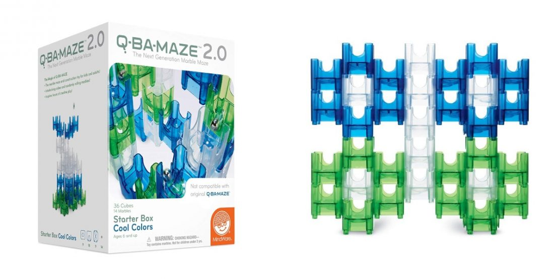 Q Ba Maze 2.0 Starte Cool Colors