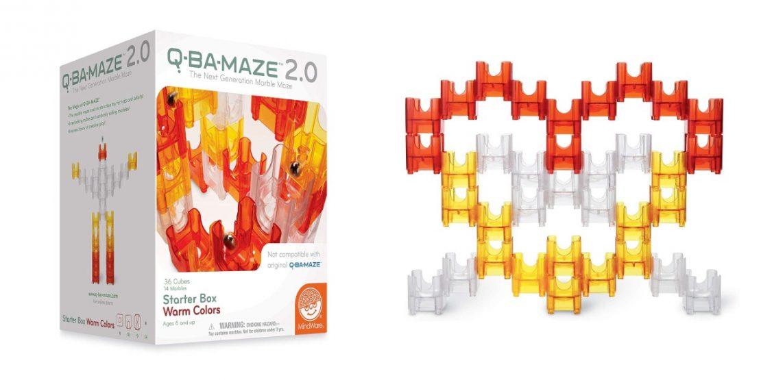 Q Ba Maze 2.0 Starter Warm Colors