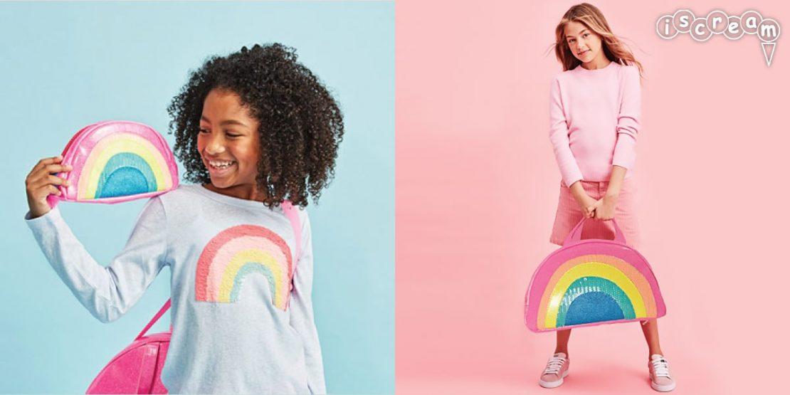 Rainbow Bags from iScream