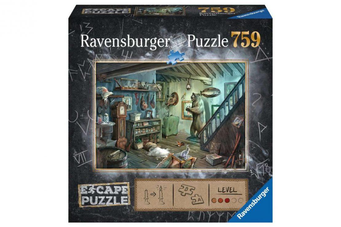 Forbidden Basement Escape Puzzle from Ravensburger