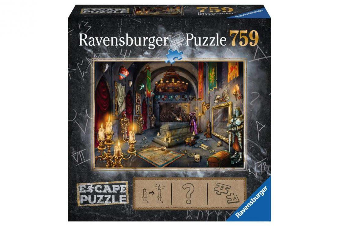 Vampire Castle Escape Puzzle from Ravensburger