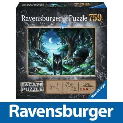 Ravensburger Escape Puzzles