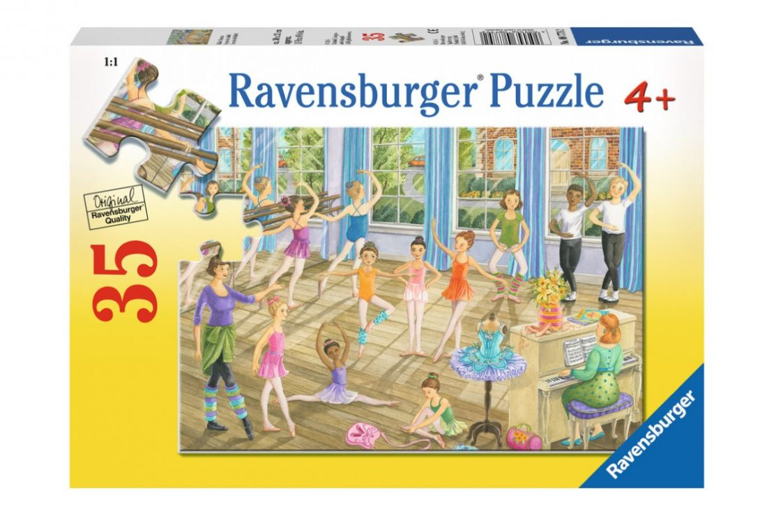 Ballet Class 35 piece Ravensburger Jigsaw Puzzle