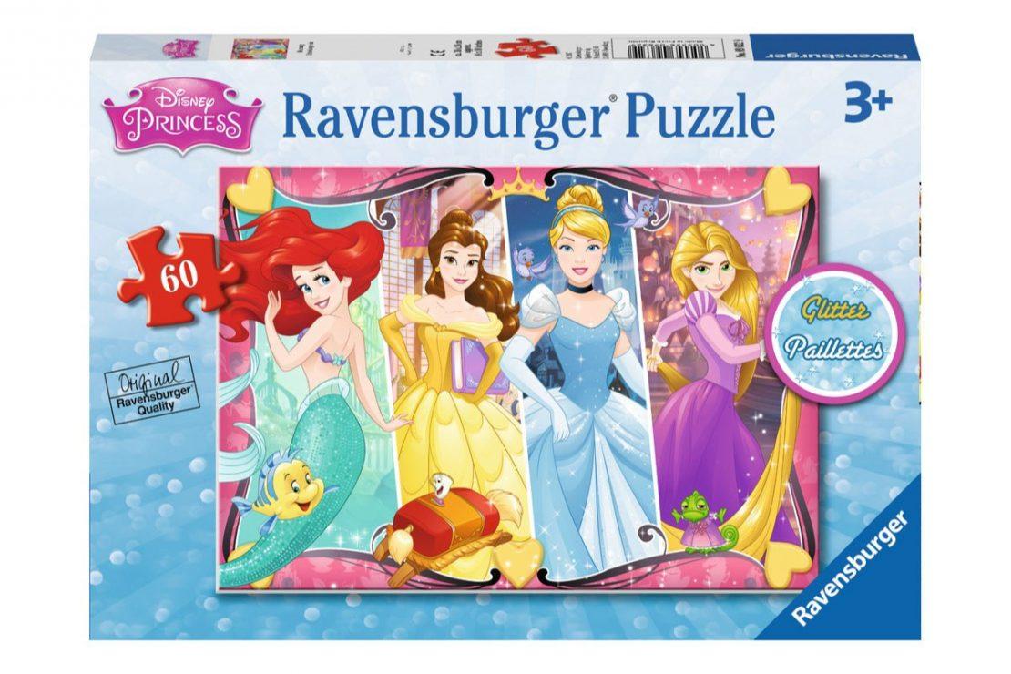 Disney Princes 60 piece Ravensburger Jigsaw Puzzle