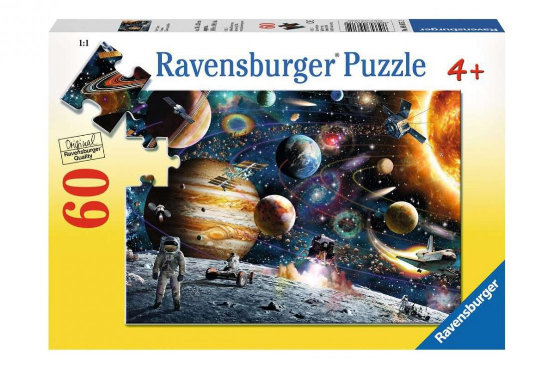 Space 60 piece Ravensburger Jigsaw Puzzle