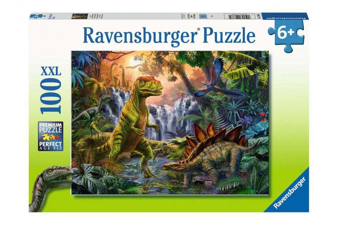Dinosaur 100 piece XXL Ravensburger Jigsaw Puzzle