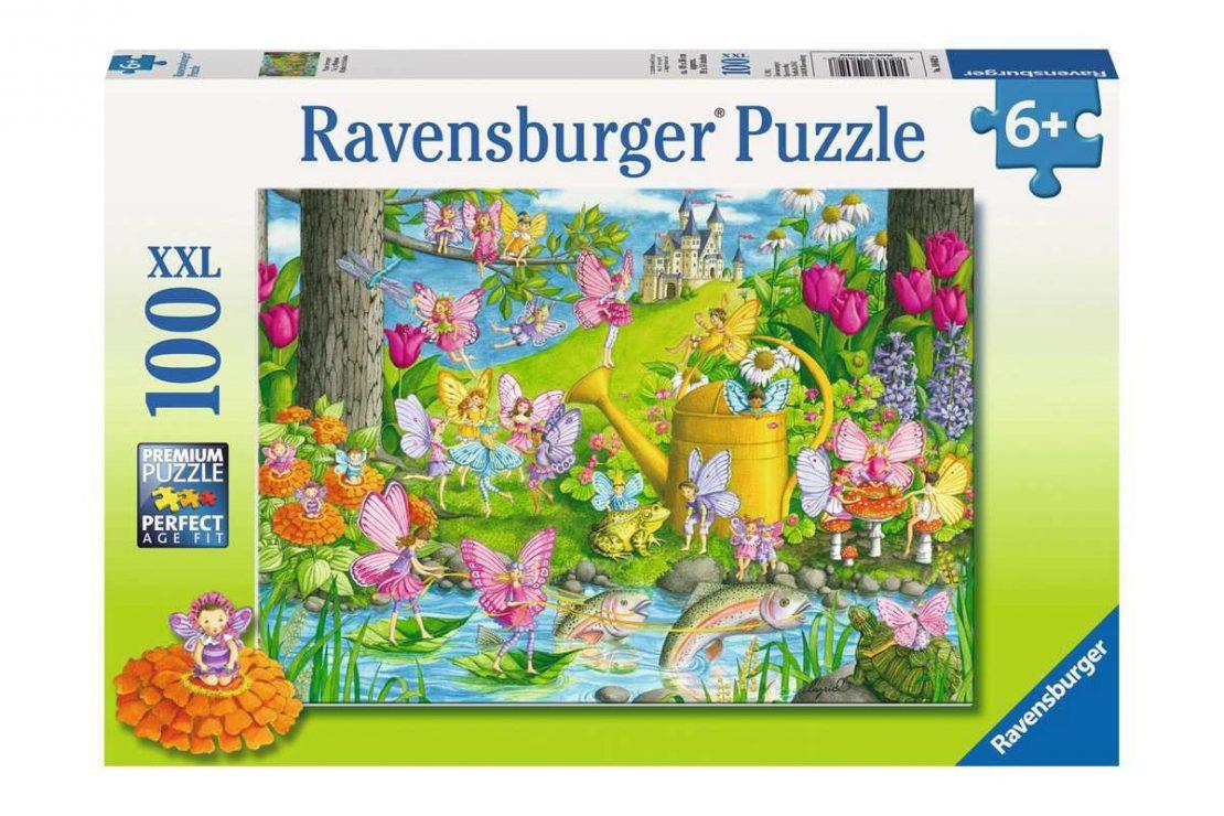 100 piece XXL Ravensburger Jigsaw Puzzle