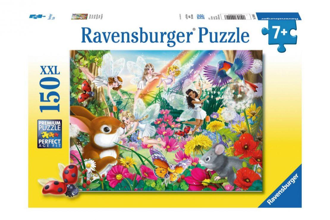 Cute Fairies 150 piece XXL Ravensburger Jigsaw Puzzle