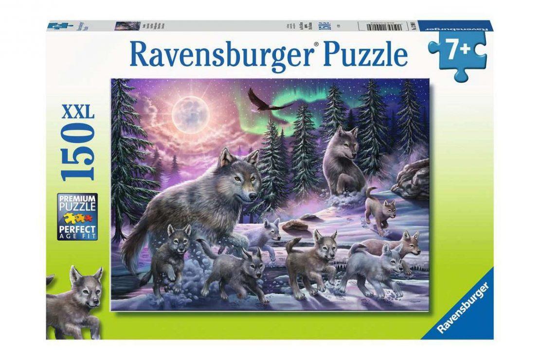 Wolf Family 150 piece XXL Ravensburger Jigsaw Puzzle