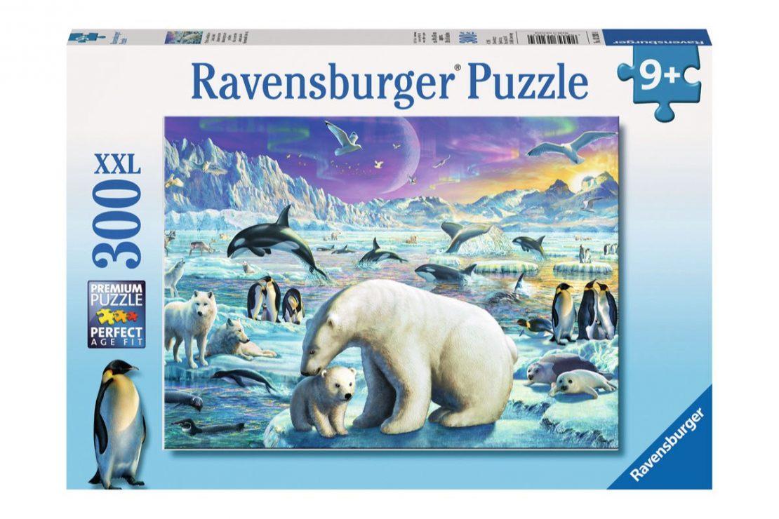 Polar Animals 300 piece XXL Ravensburger Jigsaw Puzzle