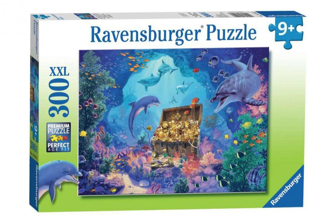 Treasure Chest 300 piece XXL Ravensburger Jigsaw Puzzle