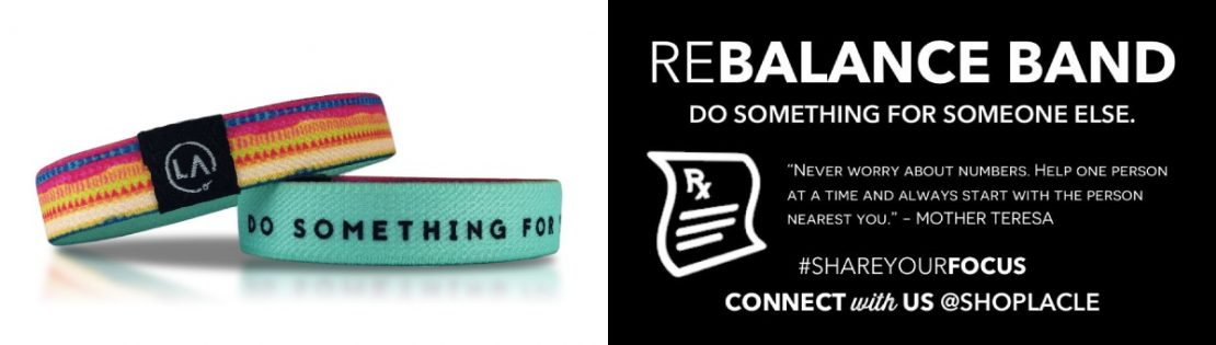 Rebalance: Do Something for Someone Else