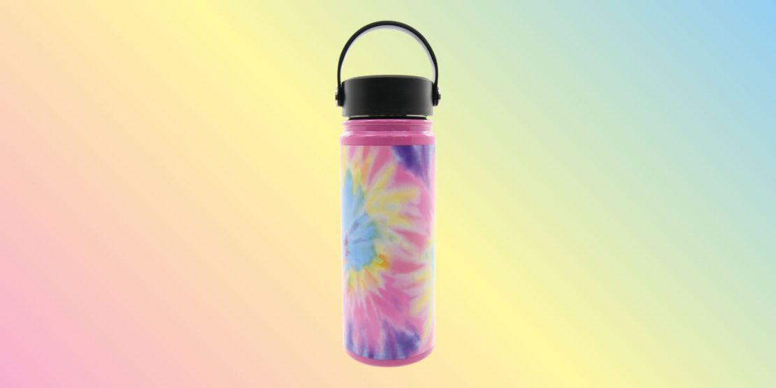 Tie Dye Pastel Canteen from iScream