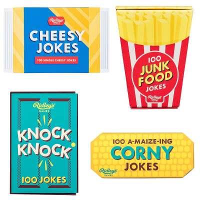 Ridley's Joke Cards