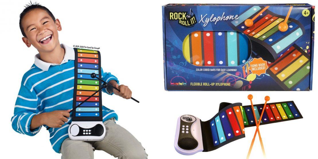Rock N Roll It Rainbow Xylophone