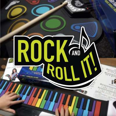 Rock and Roll It Instruments
