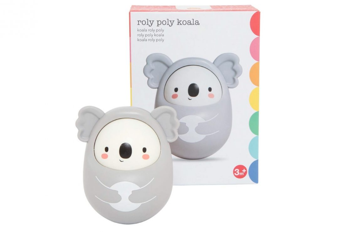 Roly Poly Koala from Tiger Tribe