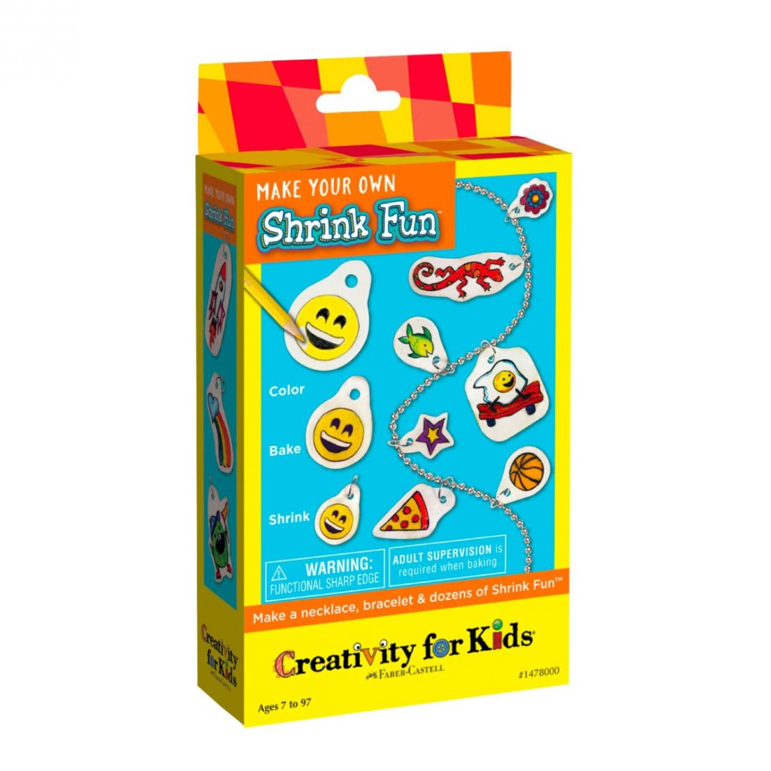 Make Your Own Shrink Fun from Creativity for Kids