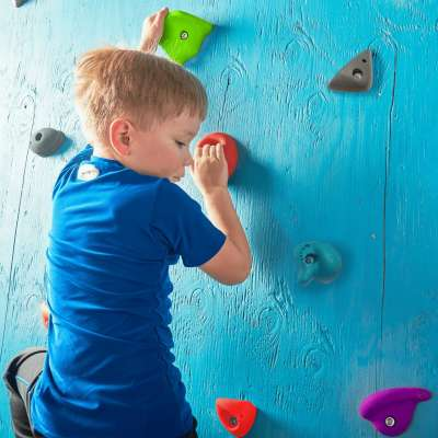 Slackers Rock Climbing Wall Kit