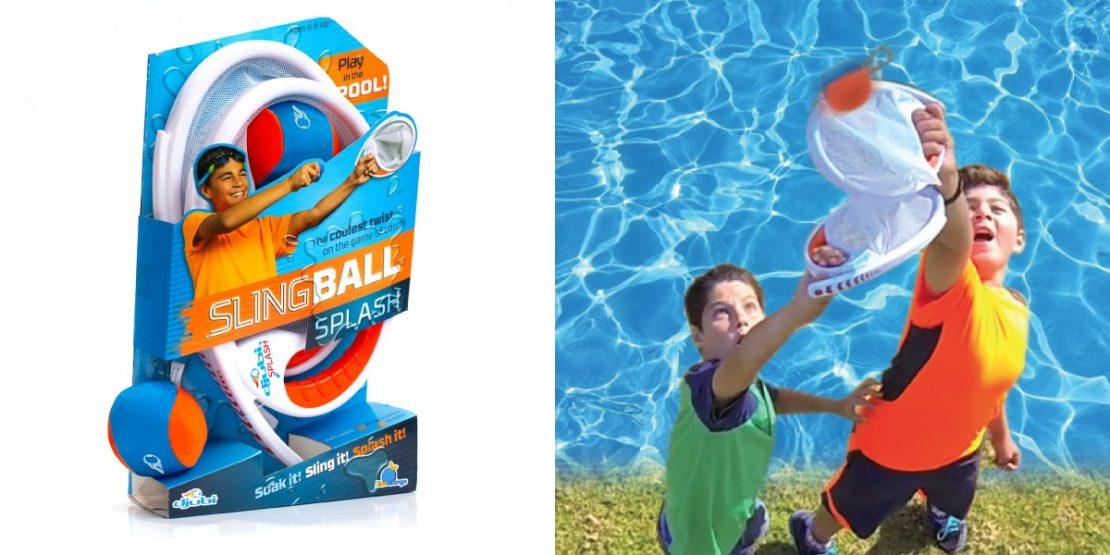 Djubi SlingBall Splash