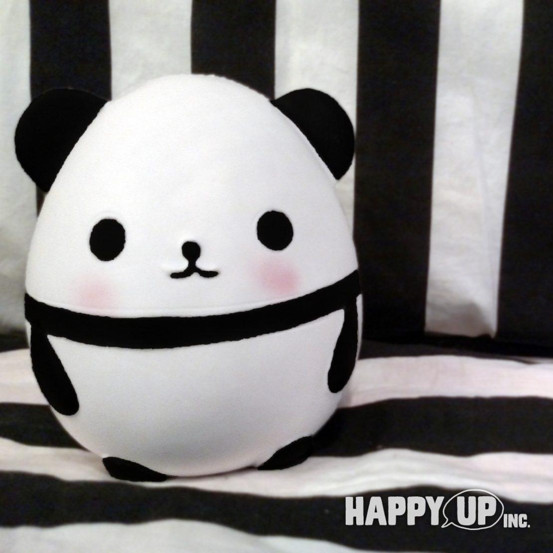 Black and White Panda Stripes