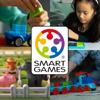 SmartGames Logic Puzzles
