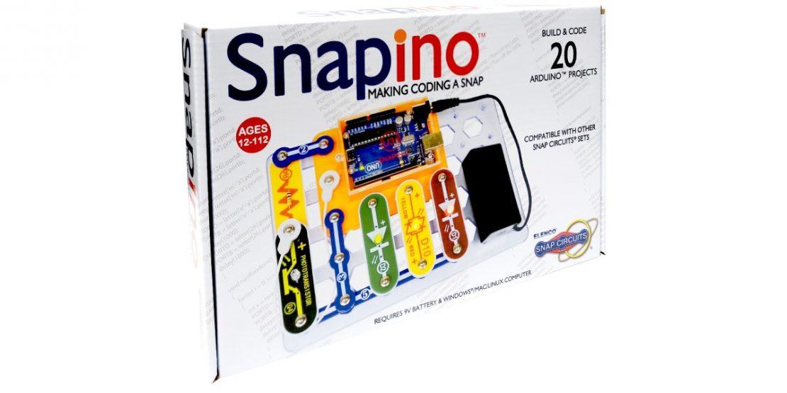 Elenco Snap Circuits Snapino Box
