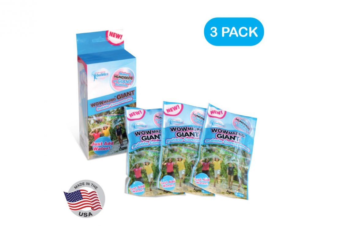 South Beach Bubbles Liquid Concentrate 3 pack